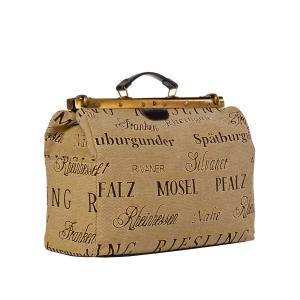 Weinstoff Reisetasche Nobling